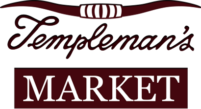 Templeman's Meat Market | The highest quality meats & seafood Logo